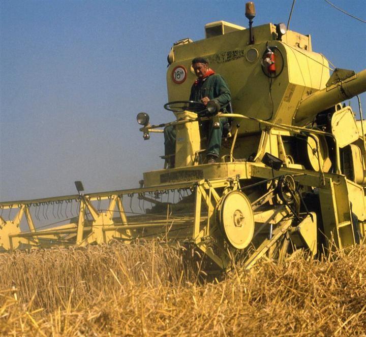 Clayson M103 Old Tractors Tractors Combine Harvester