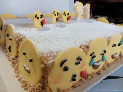 Whatsapp cake