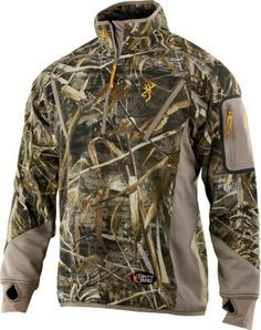 Is he a hunter? This camo gear will keep him hidden in the field.