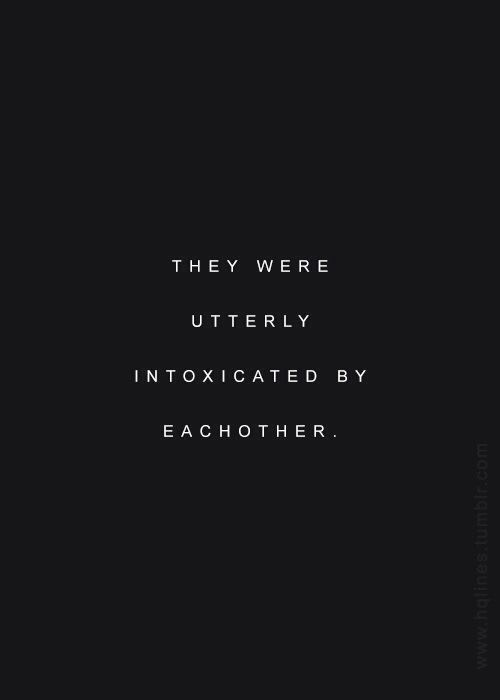 they were utterly intoxicated by each other... very true. ♥MSM♥