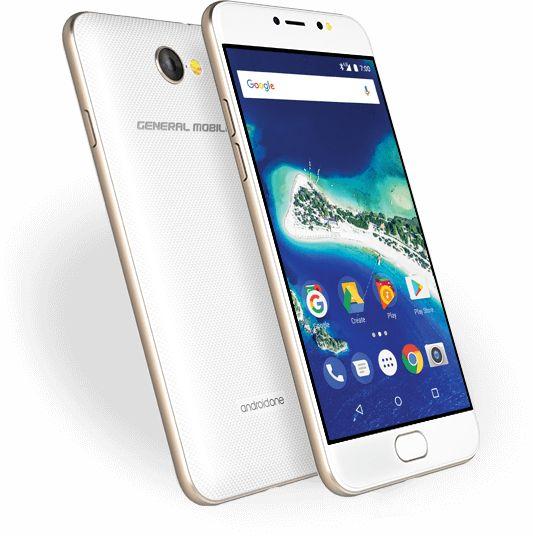 الإعلان عن هاتف GM6 بنظام Android One ومميزات جيدة