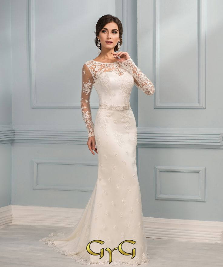 31 best Vestidos Novia Sirena images on Pinterest | Brides, Bridal ...