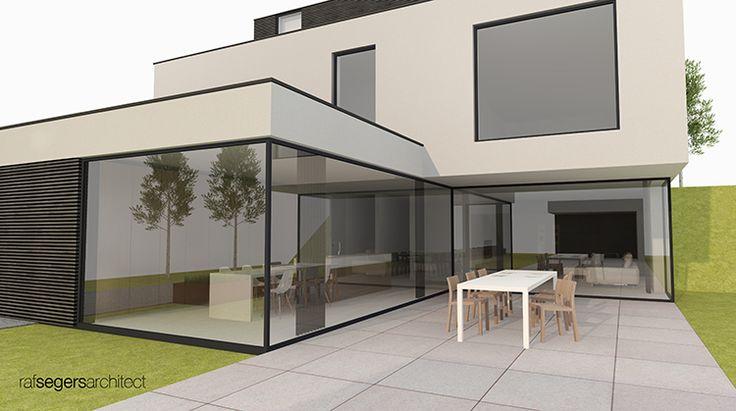 Raf Segers Architect   Woning SB Maaseik