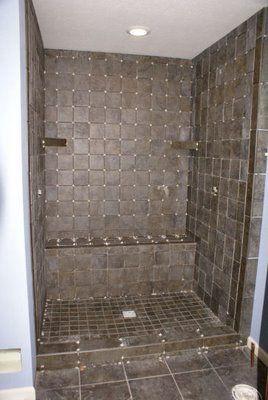 double head shower