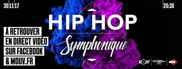Hip Hop Symphonique : un titre inédit de Black M et une Master Class