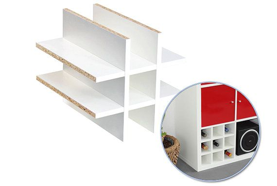 134 best images about ikea on pinterest for Kallax regal weiay