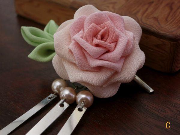 恋する薔薇姫✦ドレスの裾をなびかせて。 ⊰ ジャンヌ ⊱ C画像1