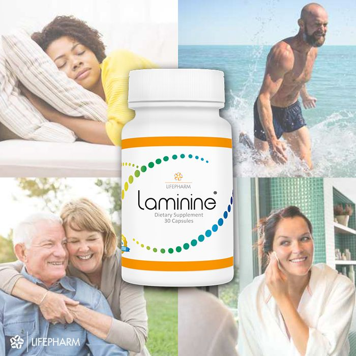 Welcome to the best years of your life! #Laminine #health #supplements #freedom #life