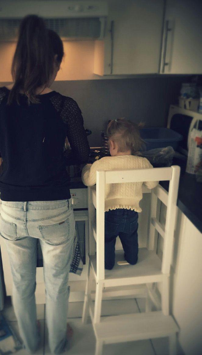 Une tour d'observation Montessori 14 mois – Happynaiss
