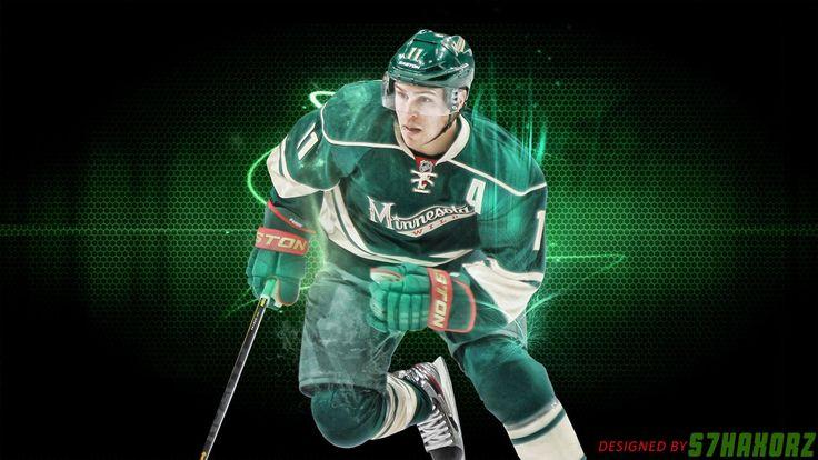 Zach Parise NHL Wallpaper
