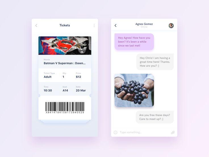 iOS Gui Kit - Vol 1 - Sneak Peek by Nimasha Sewwandi Perera