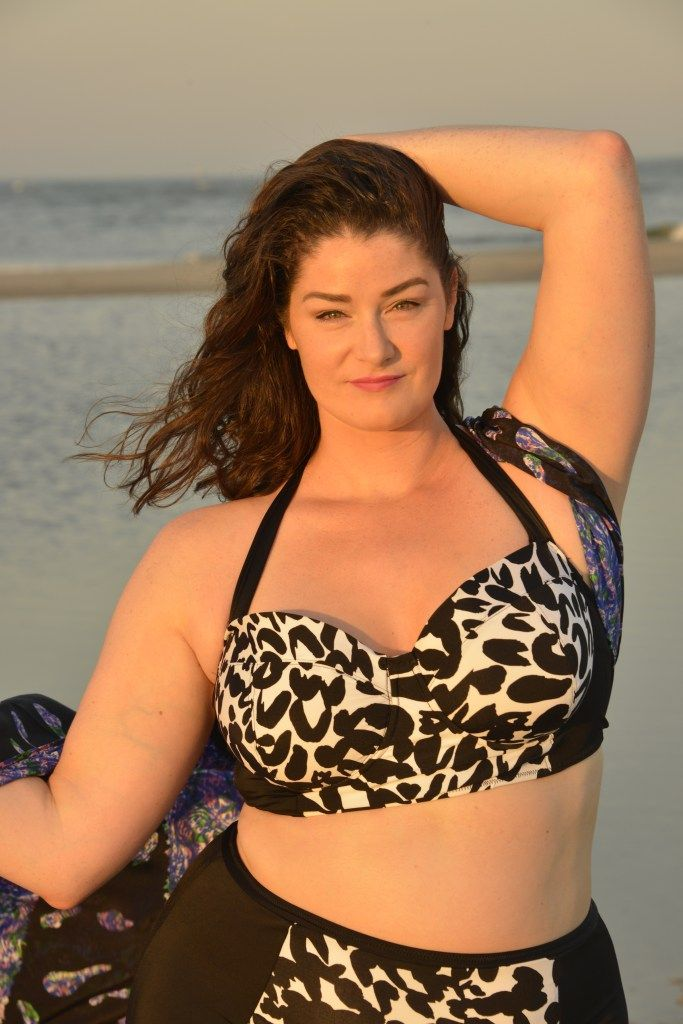DIY Swimsuit Part 2- The Closet Case Patterns Sophie Swimsuit – Well Sewn Style