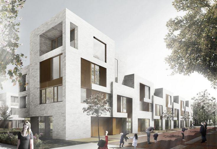 Carsten lorenzen architekt google search ark for Minimalistic house escape 3
