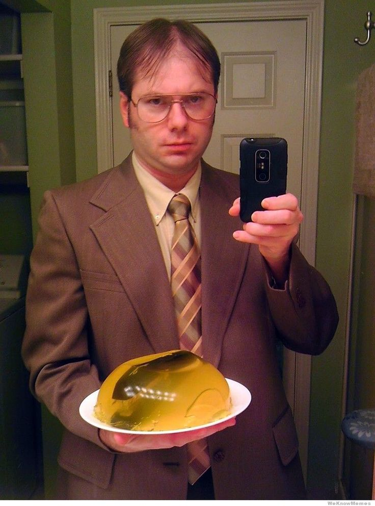 Dwight From The Office. NoCo