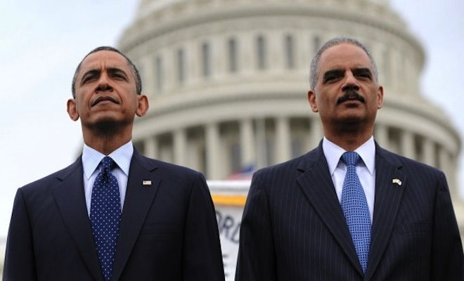 CA HIRES ERIC HOLDER… SO TYRANNY CAN CONTINUE