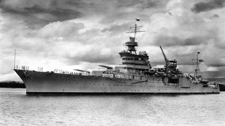 Hallan un buque de la Armada de EE.UU. desaparecido en la Segunda Guerra Mundial (Fotos)