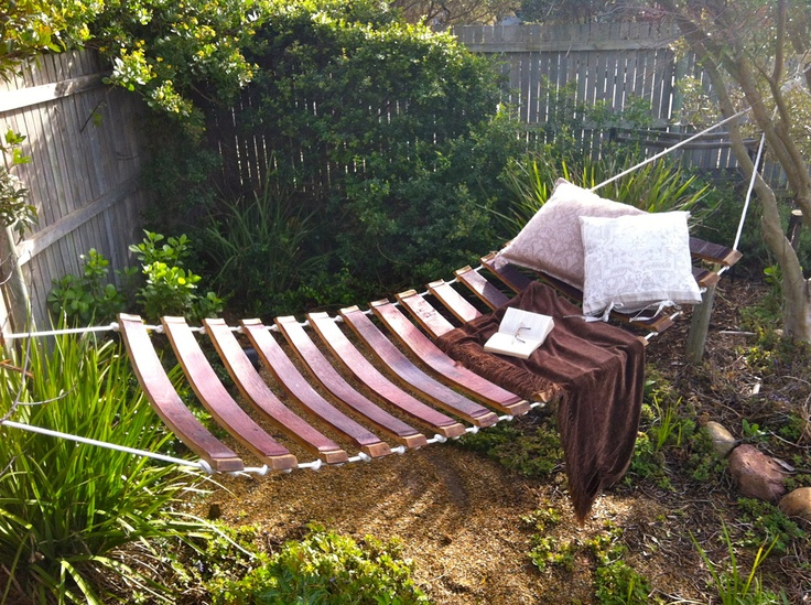 Oak Barrel Hammock.  Price: R900 (ZAR)