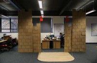 Membangun Istana Kardus Dalam Kantor