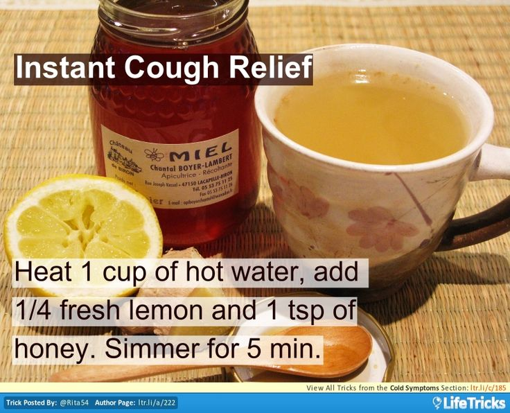 Instant Cough Relief