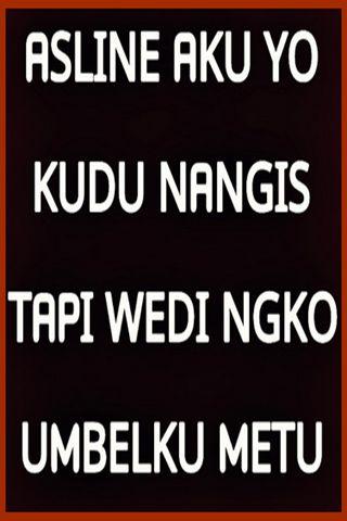 Gambar Kata Kata Romantis Bahasa Jawa Halus Download Kata Kata
