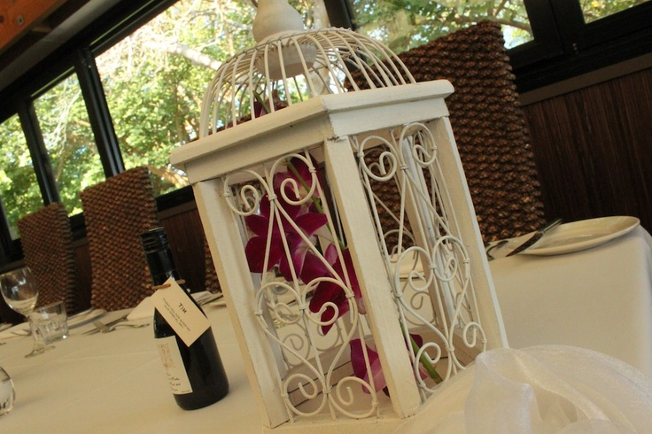 #birdcage #bridaltable