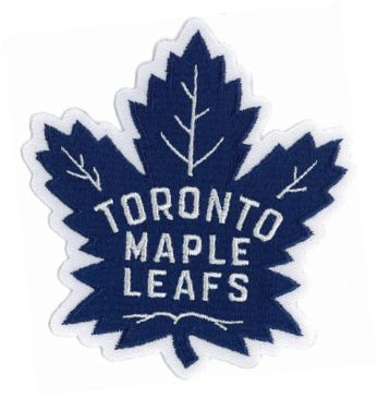 2016 NHL Toronto Maple Leafs Team Logo Official Game Jersey Patch