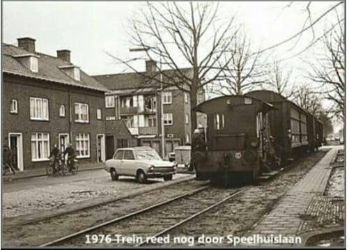 Speelhuislaan Breda 1976