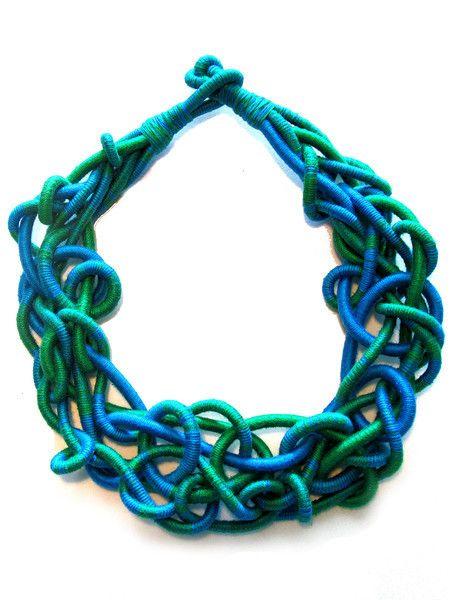 Azul e Verde