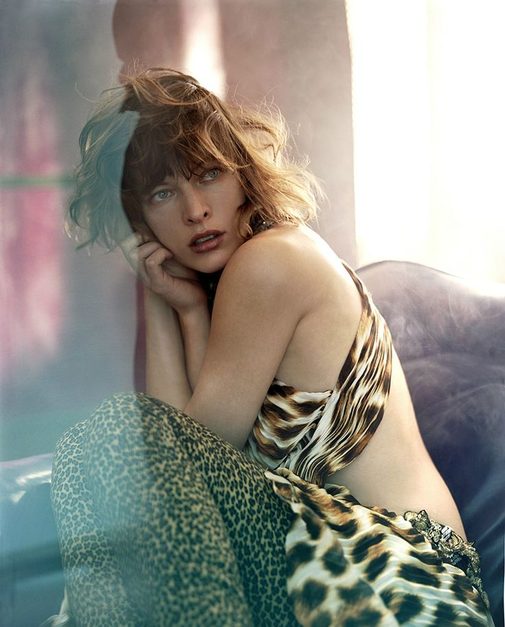 238 Best Images About Milla Jovovich On Pinterest