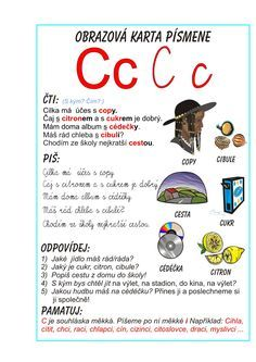 Inkluzivní škola - písmeno C