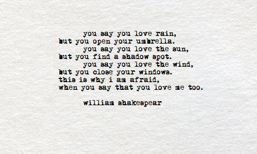 Nice Shakespeare Love Quotes And Poems. QuotesGram