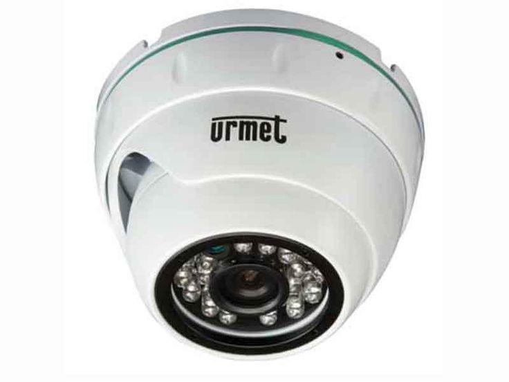 I prodotti di elettronew.com - Telecamera Urmet Dome 12V Day #videosorveglianza #telecamere #videoregistratori #edilizia #tecnologia #videocontrollo #sicurezza #antifurti #monitor #urmet