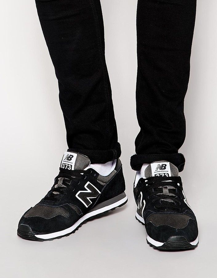 $99, New Balance 373 Suede Sneakers | New balance mens trainers ...