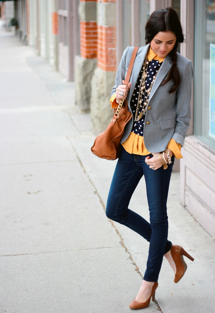 A Few of my Favorite Things…  , J Crew in Blazers, Asos in Shirt / Blouses, J Crew in Shirt / Blouses