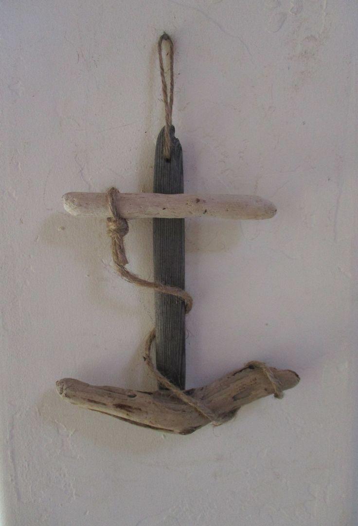 """Treibholzanker für den Bootsliebhaber """"Nautical Style"""""""