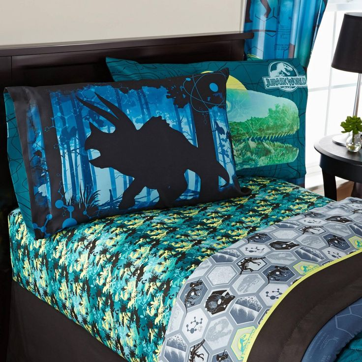 50+ Dinosaur toddler Bedding Amazon - Ideas to Decorate Bedroom Check more at http://davidhyounglaw.com/99-dinosaur-toddler-bedding-amazon-bedroom-home-office-ideas/