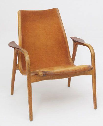 Laminett Chair by Yngve Ekström, 1956