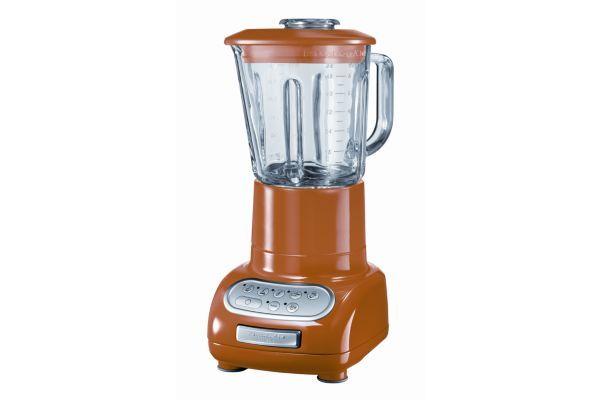 Blender Artisan KitchenAid 5KSB555 ETG Tangerine prix promo Soldes Webdistrib 159,00 € TTC au lieu de 229,99 €