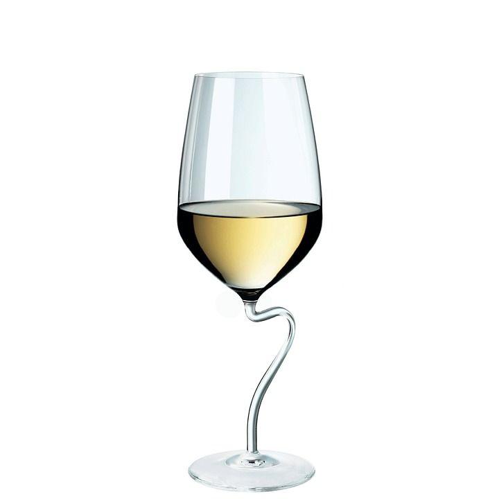 Copa De Vino, Universal, Vidrio De Gourmet, Vino Blanco