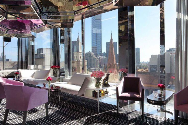 Mon Bijou - top of the Adelphi Hotel. Flinders Lane, Melbourne