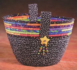it's a wrap baskets | It's A Wrap Sewing Fabric Purses, Baskets, and Bowls by Susan Breier