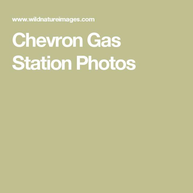 Chevron Gas Station Photos