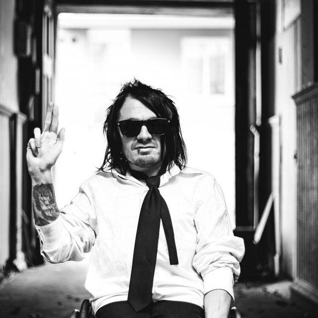 Eddie Wheeler Rock Legend from Gothenburg!