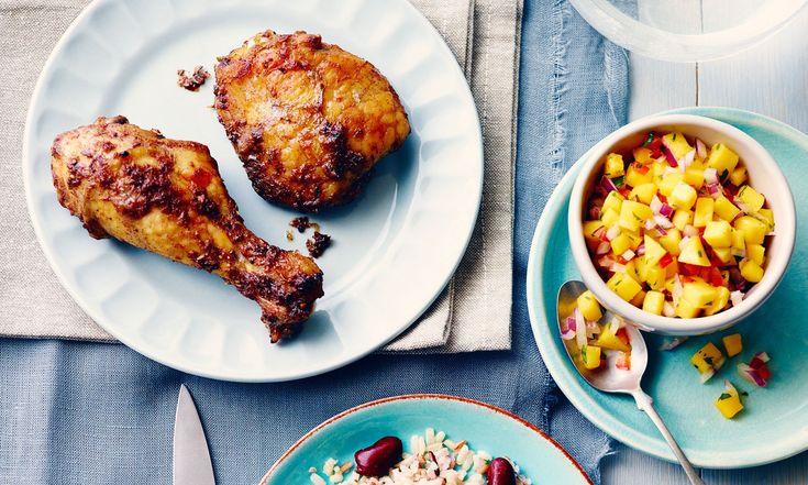 Le meilleur poulet à la Jamaïcaine