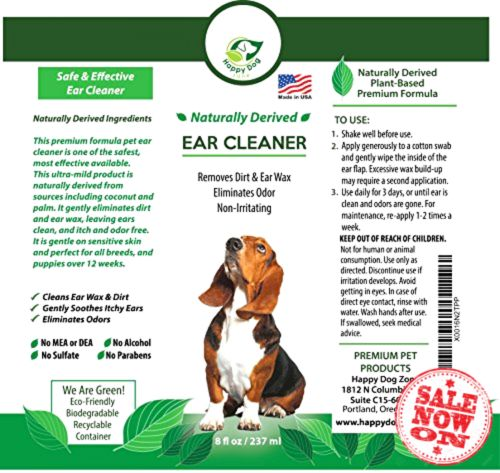 25+ Best Ideas About Dog Ear Cleaner On Pinterest