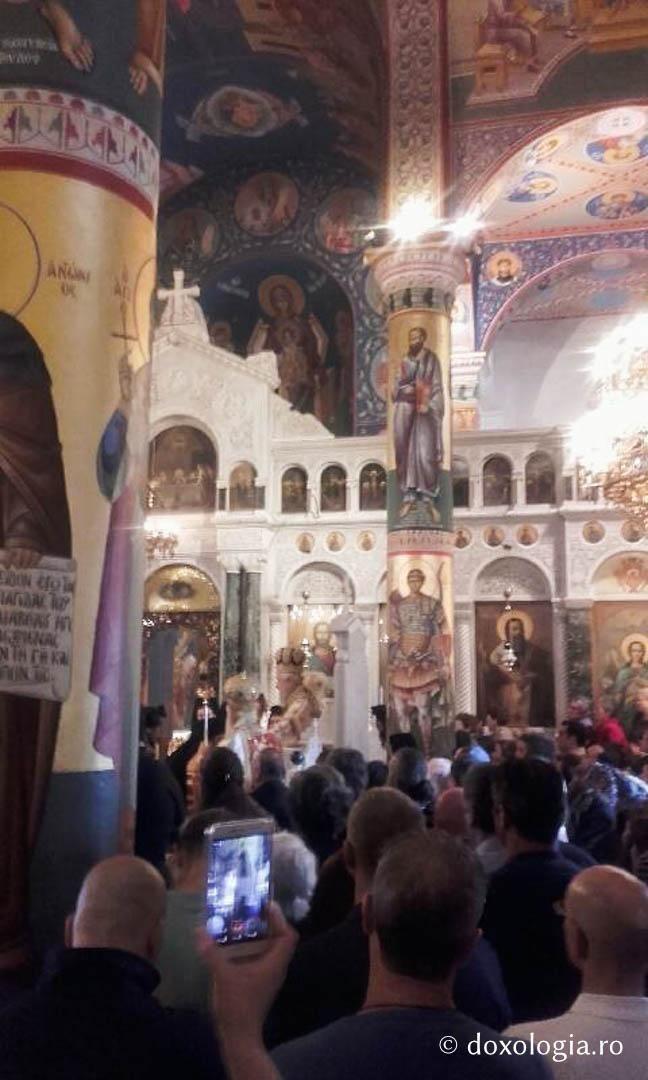 Bucurie la hramul Sfântului Ioan Rusul - Procopie, insula Evvia (Grecia) - 27 mai 2017 | Doxologia