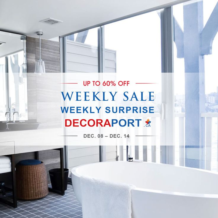 Super Prices, Super Service!!! For your Home & Garden, you must see www.decoraport.ca. More Surprises!!! We have Weekly Sale up to 60% Off. Like our page, Get the news every Thursday.  8050 Blvd Taschereau, Local A, Brossard, QC J4X1C2 www.decoraport.ca  Tel: 1.888.861.7989