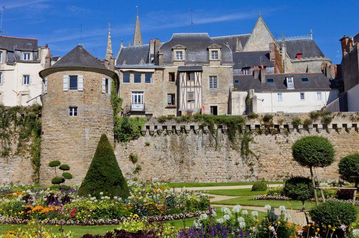 3 villes et villages fleuris de Bretagne qui valent le détour ! #Blog #Belambra #Vannes #villages #Bretagne
