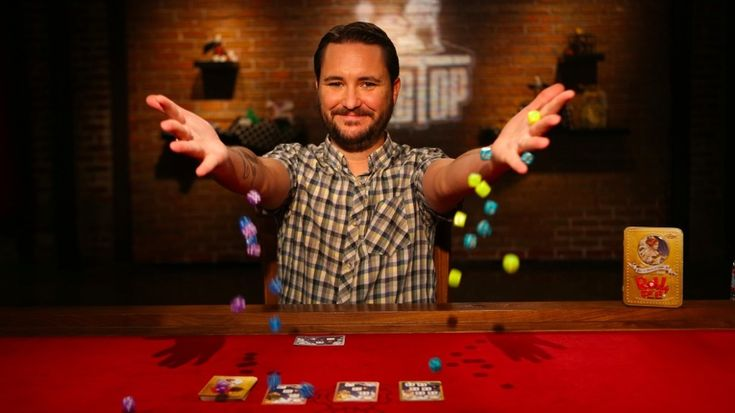 Wil Wheaton Gives 3 Reasons Why You Should Be Playing Board Games