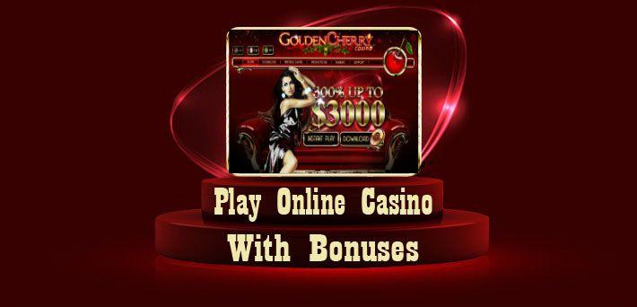 Play Casino with #Nodepositbonuscodes. Visit and grab the latest Bonus Codes: http://www.bonusbrother.com/visit.php?casino=goldencherry  #casinobonuscodes
